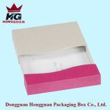 Tipo rectángulo del cajón de regalo del papel para la joyería