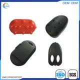 Parte di plastica dell'iniezione dei prodotti della bici delle coperture di plastica dell'indicatore luminoso posteriore