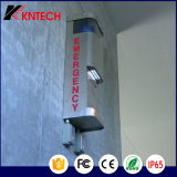 Caixa de Chamada de Emergência da Torre Indicadora Knem-25 Kntech Sos Telephone