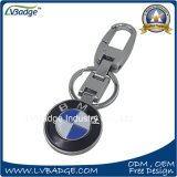 Keyring modificado para requisitos particulares superventas del metal de la insignia del coche
