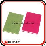 Notebook de tamanho personalizado PU Notebook Book Notebook