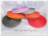 Cinghia della tessitura del poliestere di colore scuro