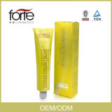 OEM para Private Label Color de cabello teñido Crema