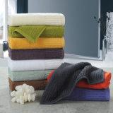 Promotie Hotel/de naar huis Gekleurde Katoenen Handdoeken van het Gezicht/van het Bad/van de Hand/van het Strand