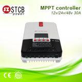 48V 60A MPPTの太陽料金のコントローラ