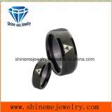 De Ring van de Vinger van het Roestvrij staal van de Manier van de Juwelen van het lichaam