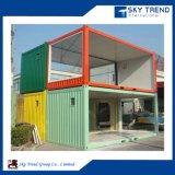 よいデザイン販売のための贅沢なプレハブの小さい容器の家