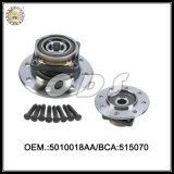 Jogo da roda do rolamento do cubo de roda (5010018AA) para o rodeio