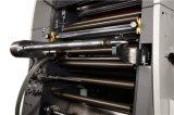 Machine adhésive à base d'eau automatique de laminage de film de guichet avec le coupeur de couteau de mouche (XJFMKC-1450L)