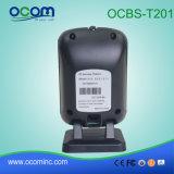 Scanner visible de code barres d'Ocbs-T201 2D USB pour la caisse comptable