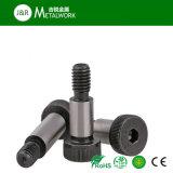 Schwarzes Oxid-Hex Kontaktbuchse-Kopf-Schulter-Schraube ISO7379 des Grad-12.9