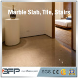Controsoffitti di pietra di marmo per le mattonelle delle scale della lastra stanza da bagno/della cucina, materiale di progetto di costruzione