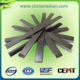 電気磁気絶縁材の固定子のくさび