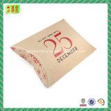 Kissen-Form-Packpapier-Beutel für das Geschenk-Verpacken
