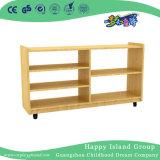 La escuela niño capas dobles de zapatos de madera armario (HG-4301)