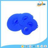 Um conjunto de 4 tampas de tigela de silicone Coberturas de vedação de sucção reutilizáveis para tigelas, panelas, copos, tampas de sucção tampas de proteção de alimentos