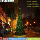 Rg цвет водонепроницаемый Рождество лазерного шоу на открытом воздухе