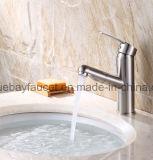 Miscelatore spazzolato del bacino di colore del nichel del rubinetto di lavabo della mobilia della stanza da bagno