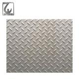 Antidérapant à carreaux décoratifs de la plaque en acier inoxydable 304