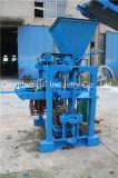 手動フライアッシュの煉瓦機械Qt4-35コンクリートブロック形成機械
