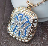 Collane 1999 del campione della squadra di baseball di New York con trasporto di goccia