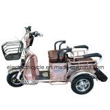 Alimentación eléctrica de 3 ruedas Moto triciclo Trike para adultos