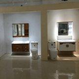 Крепление на стену массивная древесина раковины мебель для ванных комнат