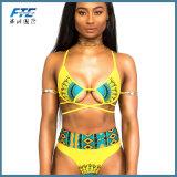 2018 Großverkauf-Form-heißer Geschlechts-Dreieck-Bikini Swinsuits