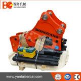 Rupteur hydraulique pour l'excavatrice 14tons pour la démolition de route bétonnée
