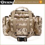 Deserto Multifunction de acampamento Camo do bloco da cintura do saco da câmera de Esdy