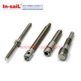 OEM Stainless Steel Shaft CNC Usinagem Automotive Fasteners