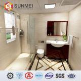 Design exclusivo e luxuoso banheiro móvel portátil/WC