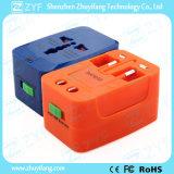 Adattatore di spina tutto compreso di vari colori con il marchio (ZYF9011)