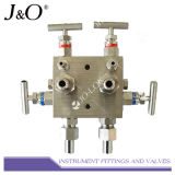 ステンレス鋼の器械5の方法弁多岐管