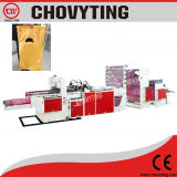 Automatic Punching Device를 가진 고속 Calendar Bag Making Machine