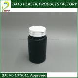 Medizin-Plastikflasche des Haustier-120ml mit Plastikschutzkappe
