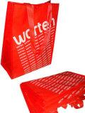 ラミネーションのロゴの昇進PPによって編まれる袋