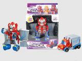 B/O преобразовывает робот автомобиля игрушки для мальчика (H6771005)