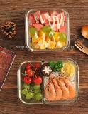 Recipientes de armazenamento de alimentos de vidro