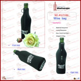 Hellblaues Neoprene 1 Bottle Wine Bag (6151R9)