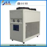 Refroidisseur d'eau refroidi par air industriel en forme de boîte