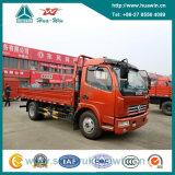 Carico utile di bassa potenza del camion di DFAC 115HP 4X2 5 tonnellate