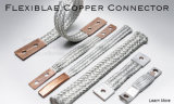 変圧器のためのバス・バーのジャンパー25mmの薄くめっきされた適用範囲が広い銅線