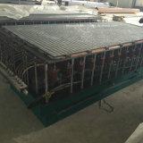 GRP de fibra de vidro moldado gradeamento de Malha Aberta a máquina