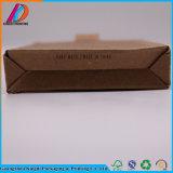 Kraft 주문품 작은 Foldable 물결 모양 상자