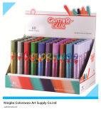 60*12.5ml Glitter Glue voor Students en Kids