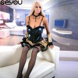 long Leg 165cm 최고 차가운 성 숙녀 파란 눈 실제적인 유방 최신 섹시한 소녀 인형 최신 소녀 성 인형