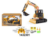 Novo carro de Controle Remoto brinquedos de plástico via carro de brincar para crianças (1432305)