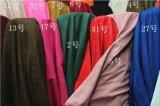衣類の衣服の静かに多マイクロスエードのためのスエード布