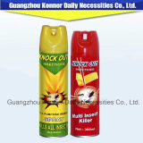 600ml Knock Anti Mosquito Aersosl Cockroach Killer Insecticide Spray